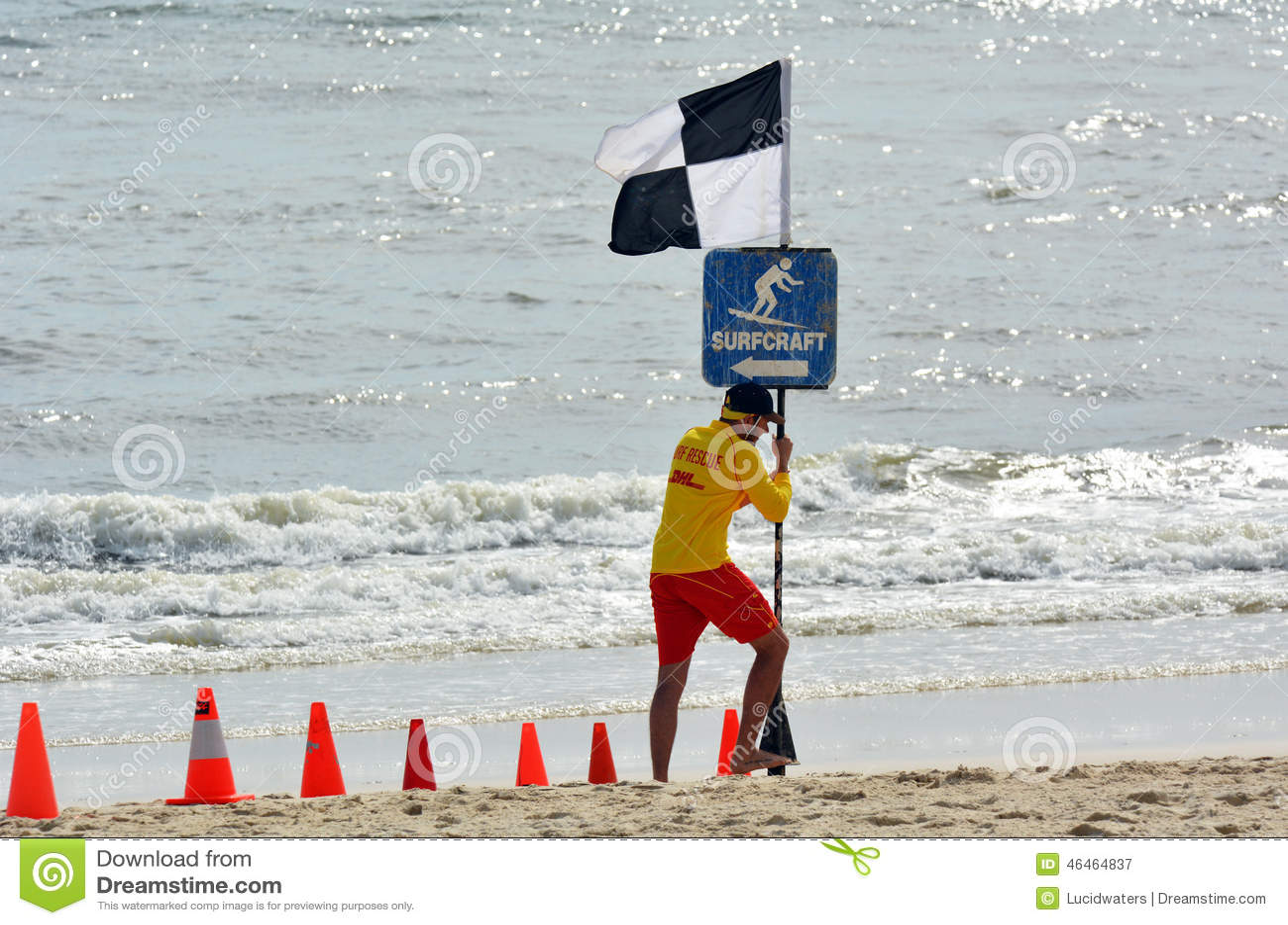 australian lifeguards in gold coast queensland australia lifeguard tower clipart Cartoon Lifeguard