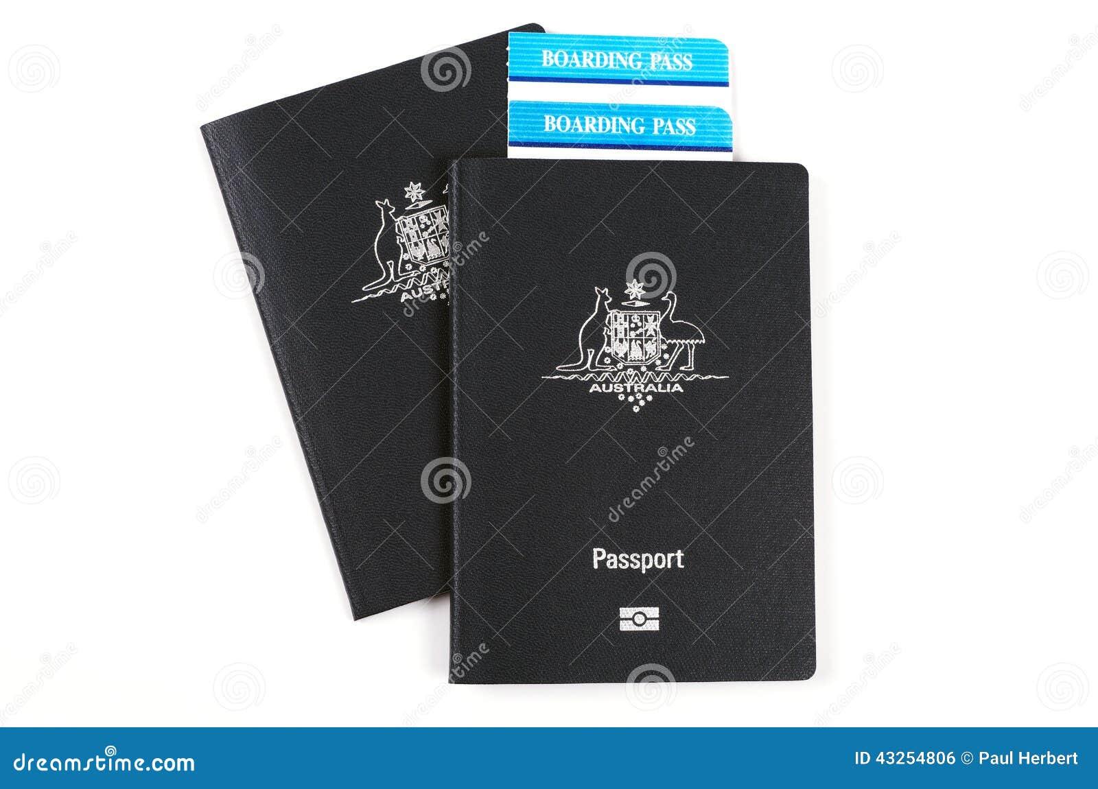 how to find passport number australia