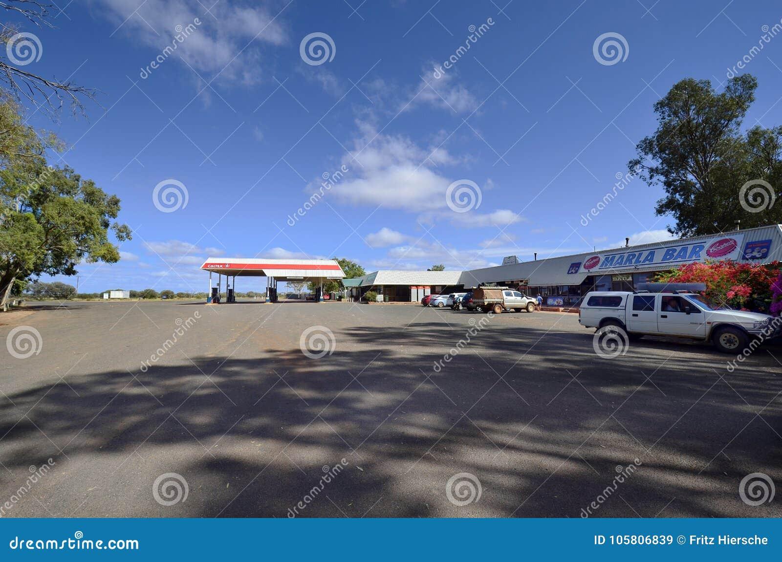 Australie, Australie du sud, maison de route