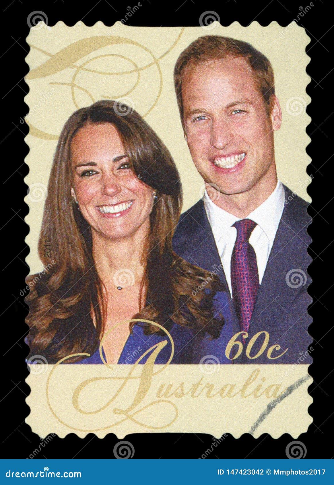 AUSTRALIEN - Briefmarke