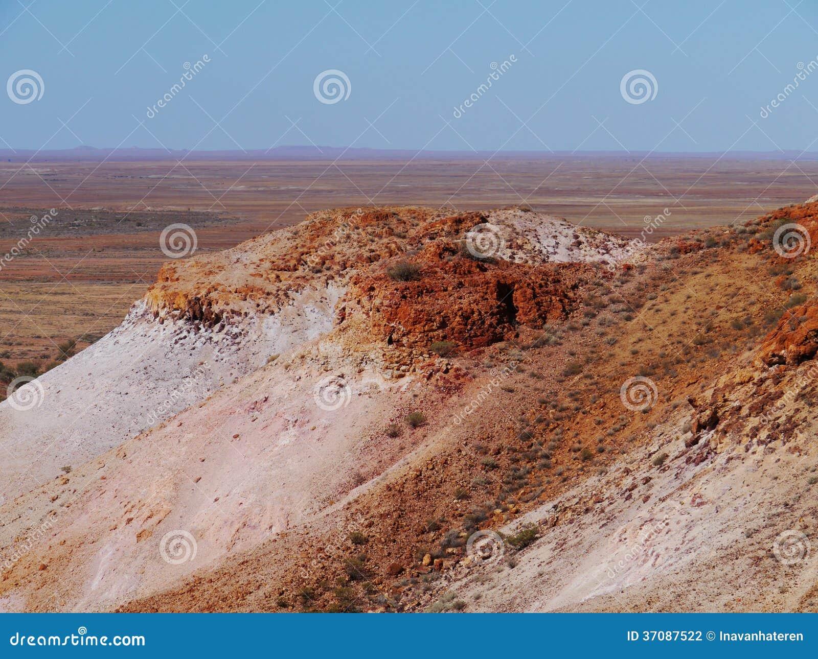 Download Australijska Breakaways Rezerwa Zdjęcie Stock - Obraz złożonej z naturalny, klejnot: 37087522