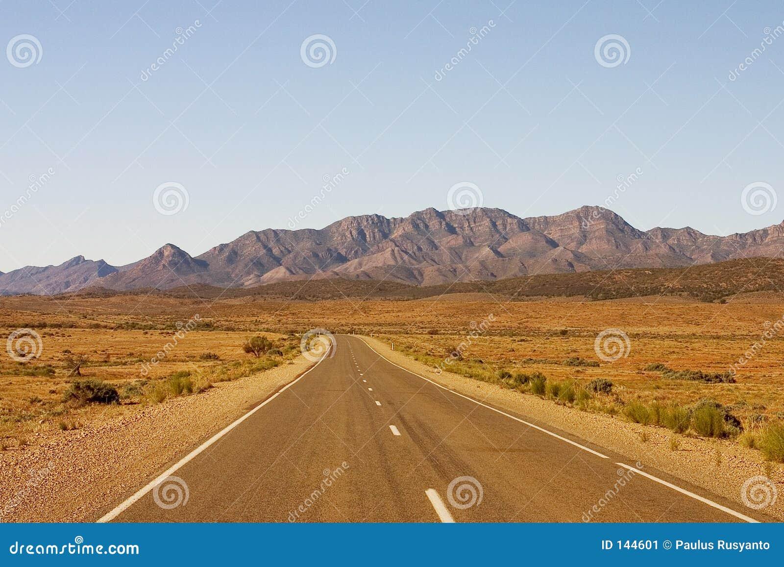 Australijska road