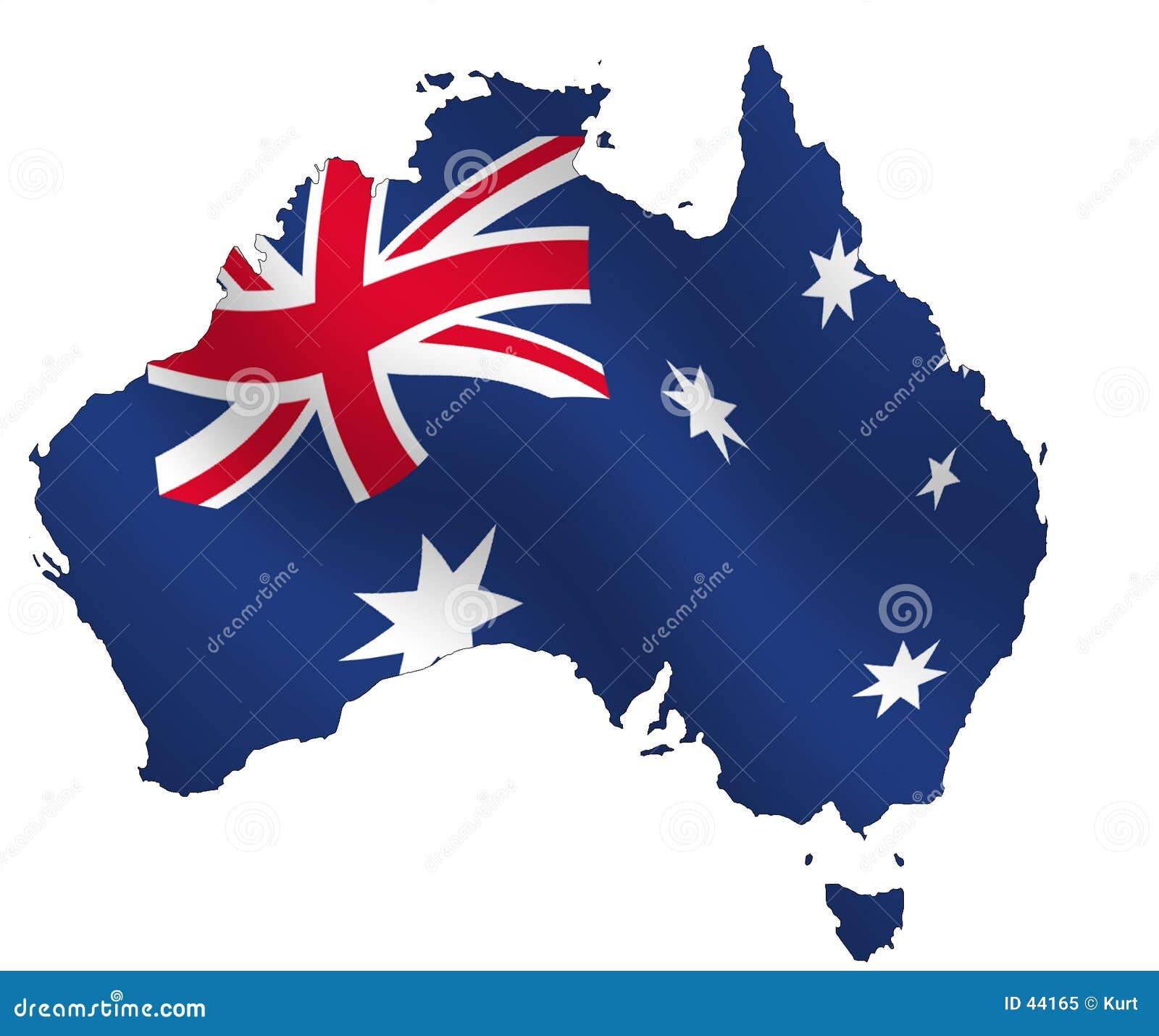 Download Australisch stock abbildung. Illustration von australisch - 44165