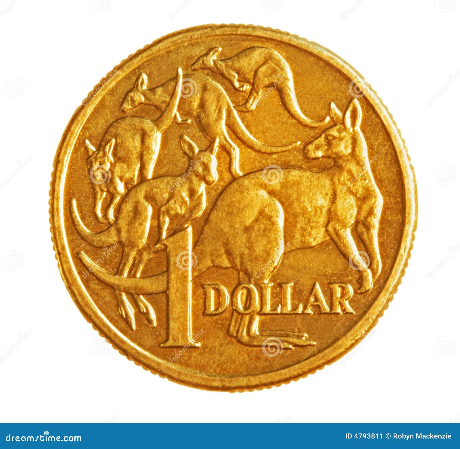 Australisch Muntstuk $1