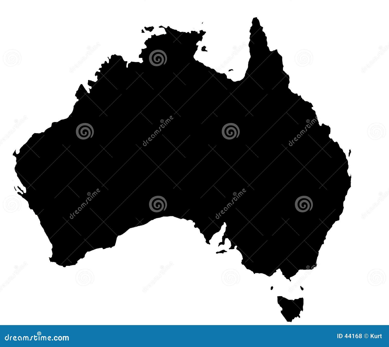 Australisch overzicht