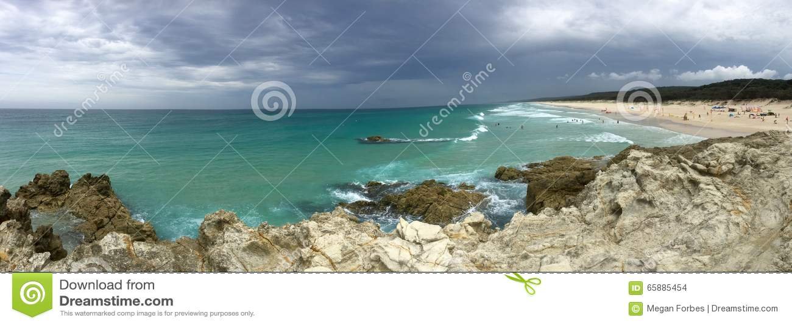 Australisch strandonweer