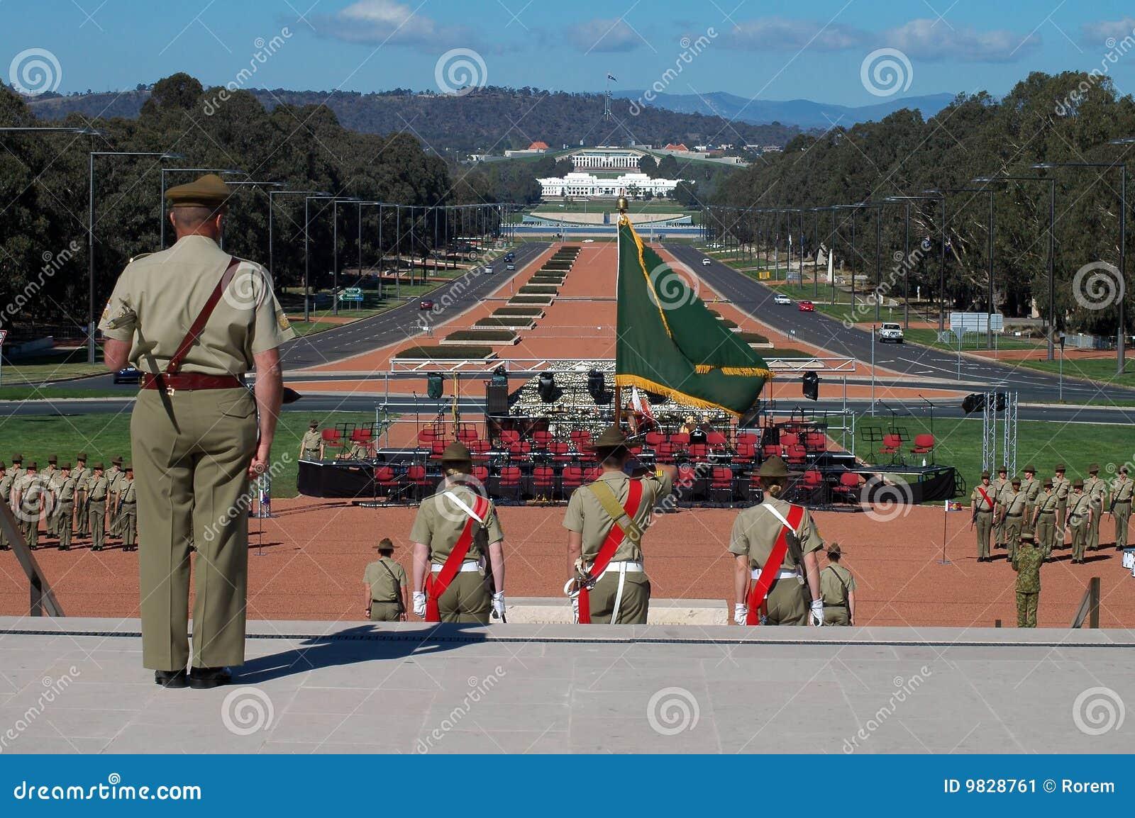 Australische militairen