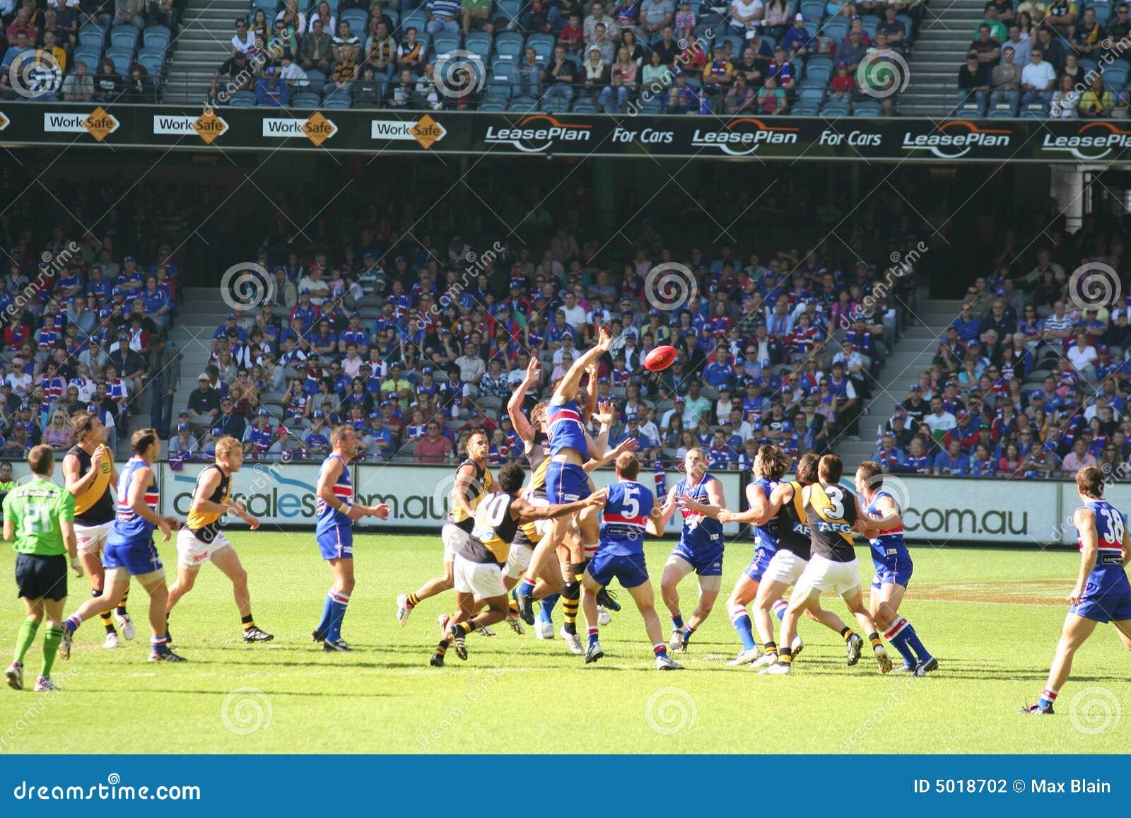 Australische regelsvoetbal