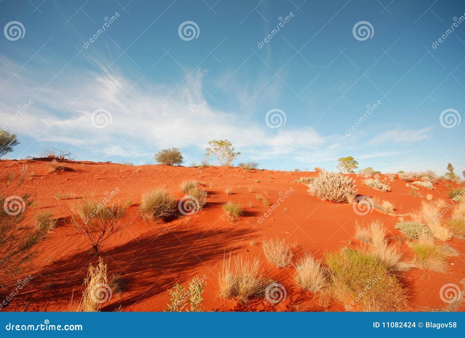 Australische Woestijn