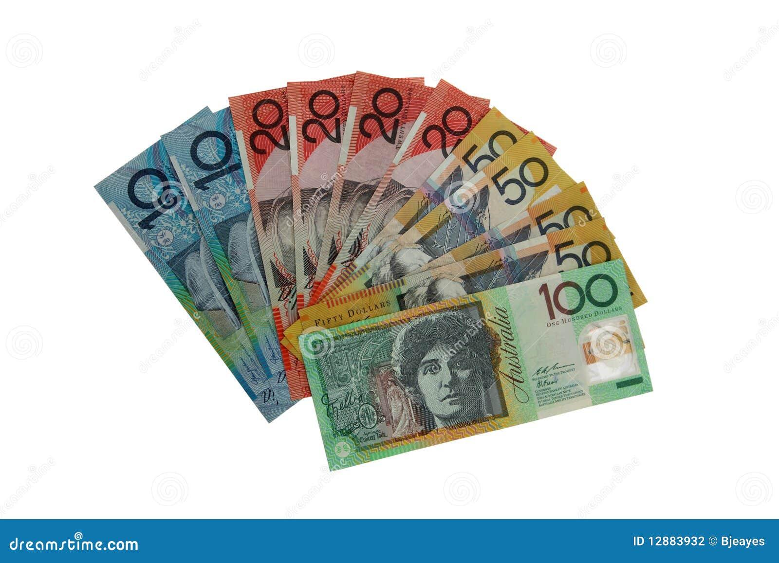 Australisches Geld