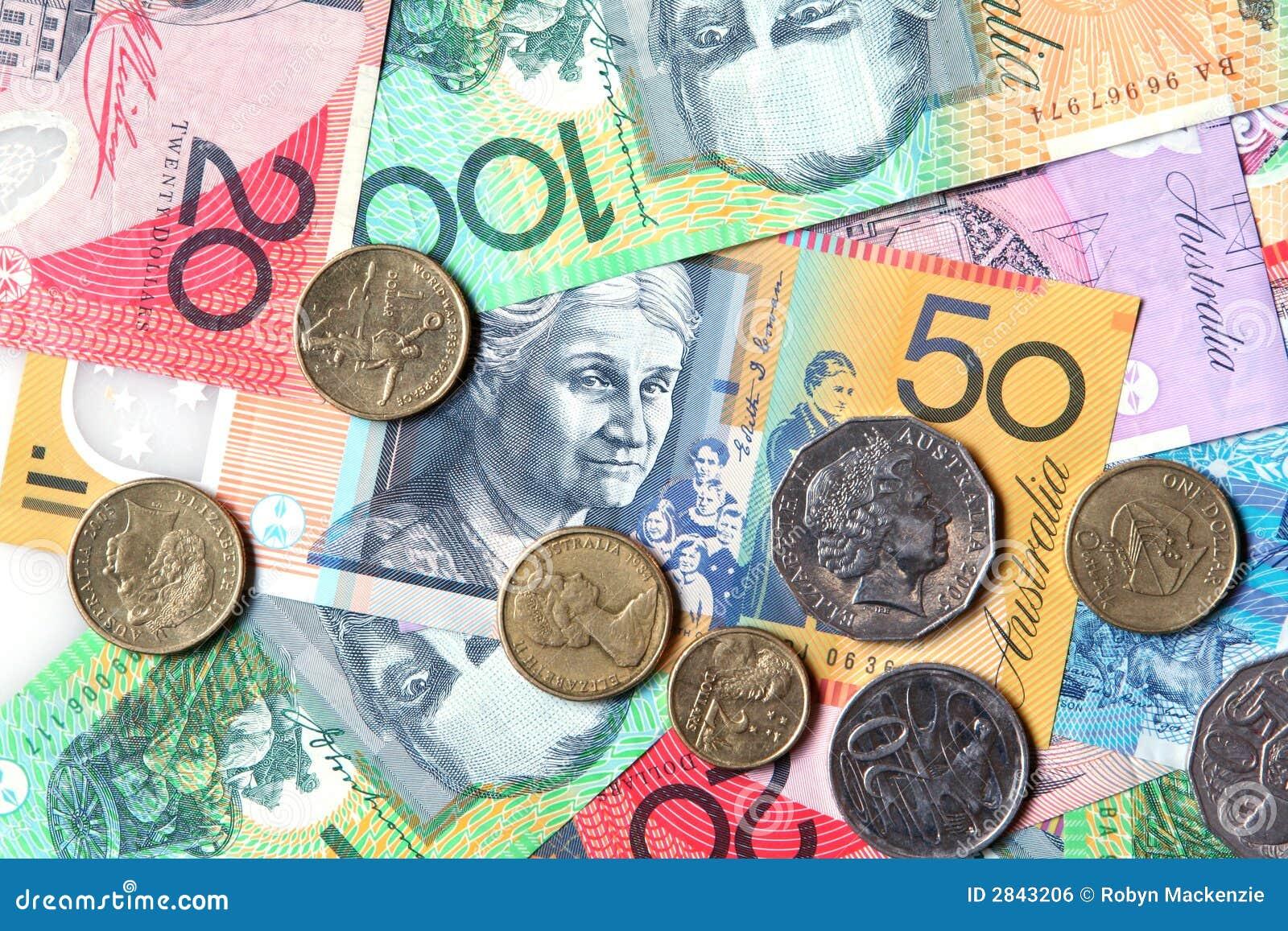 Geld Australien