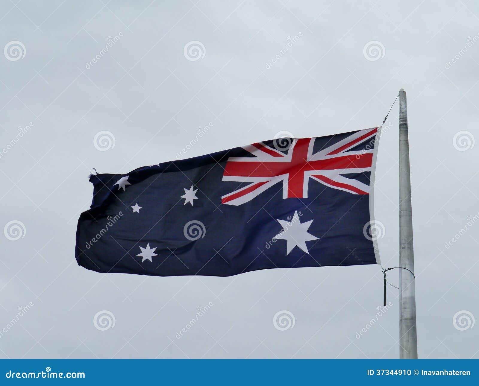Australisk flagga