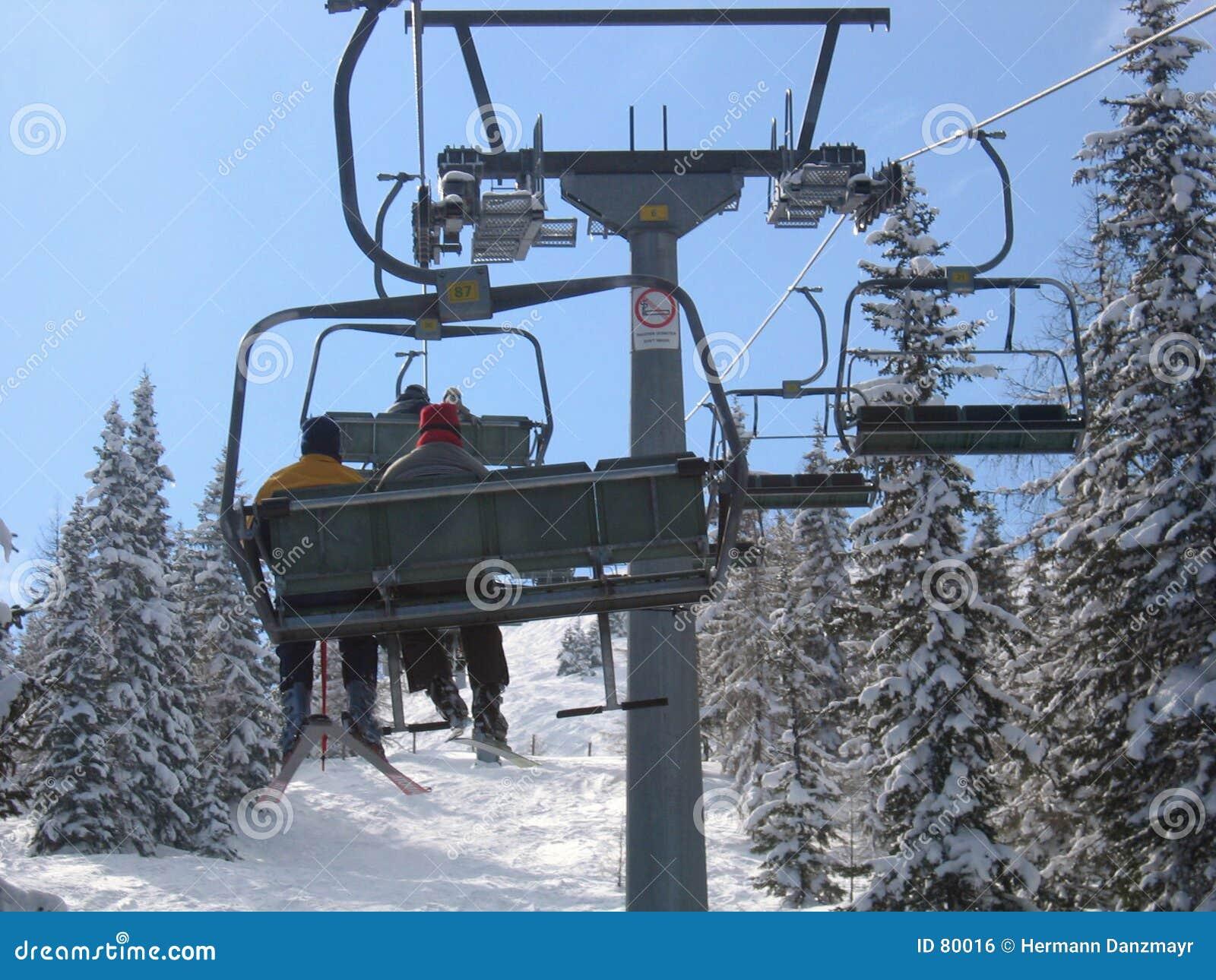 Austria krzesła na narty dźwigów
