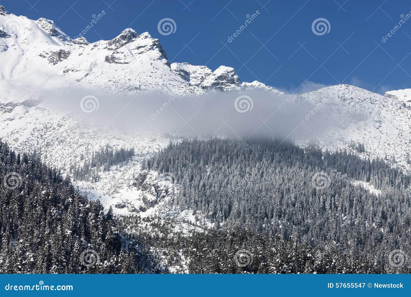Austriackich alp
