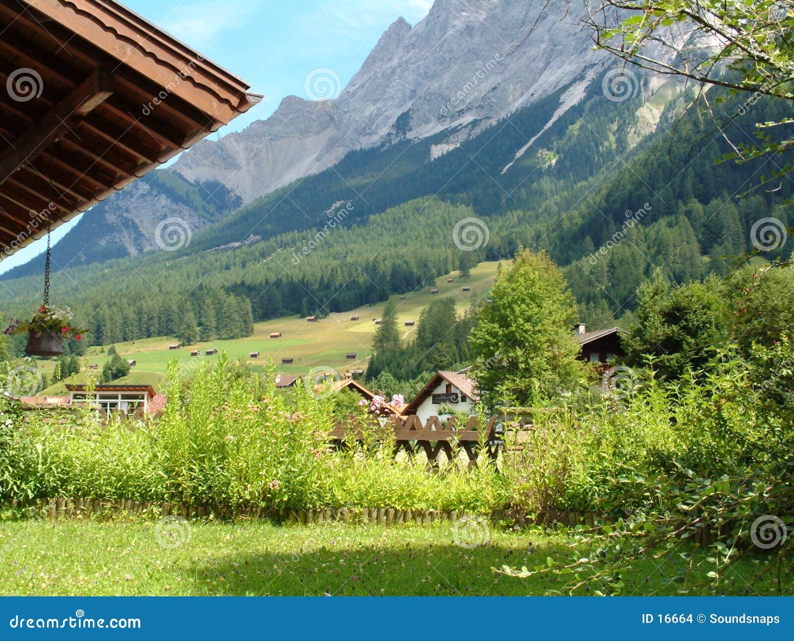 Austriackie widok