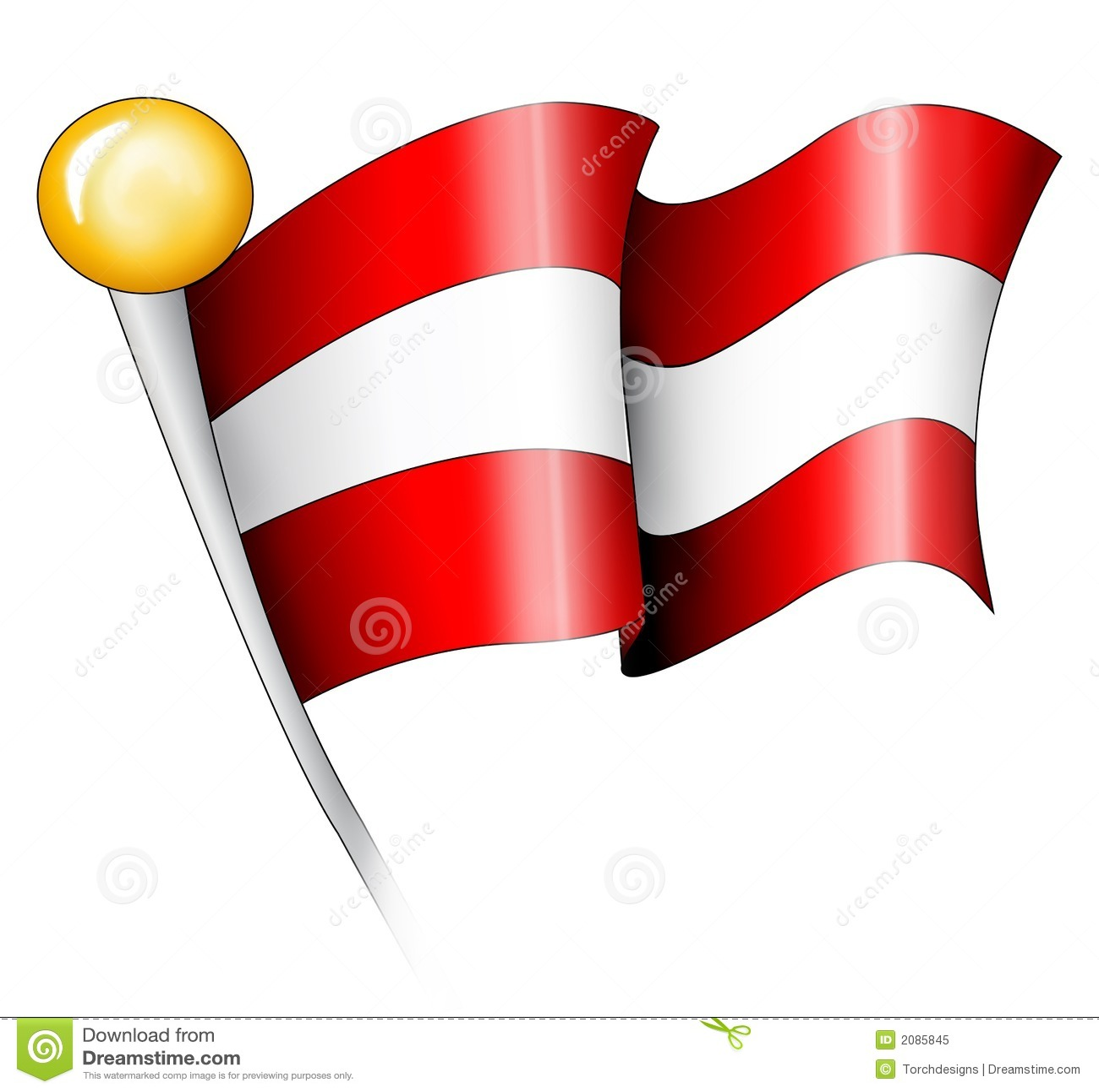 flag clipart vector - photo #32