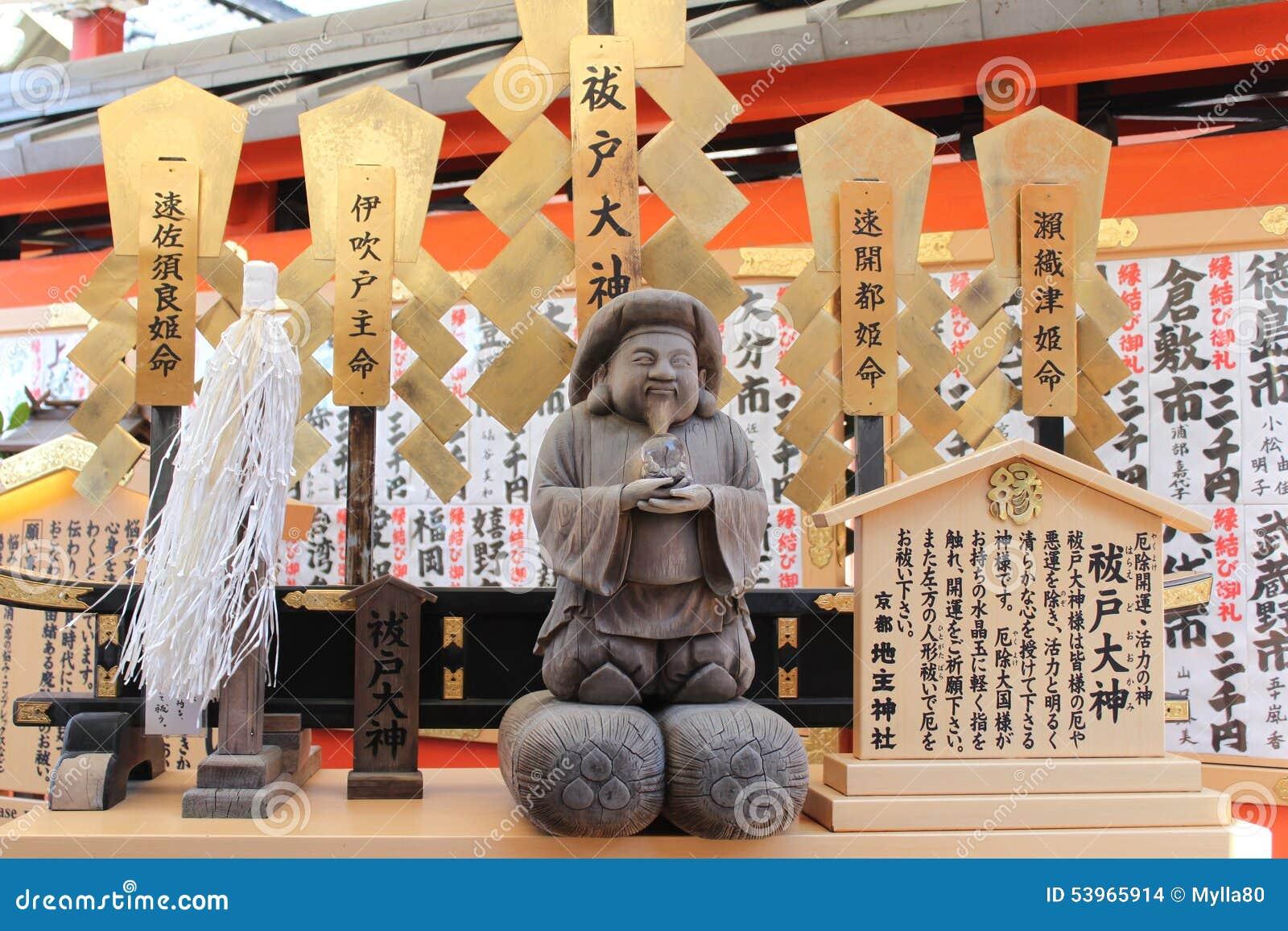 Autel dans des tombeaux de Kiyomizu-dera - Kyoto