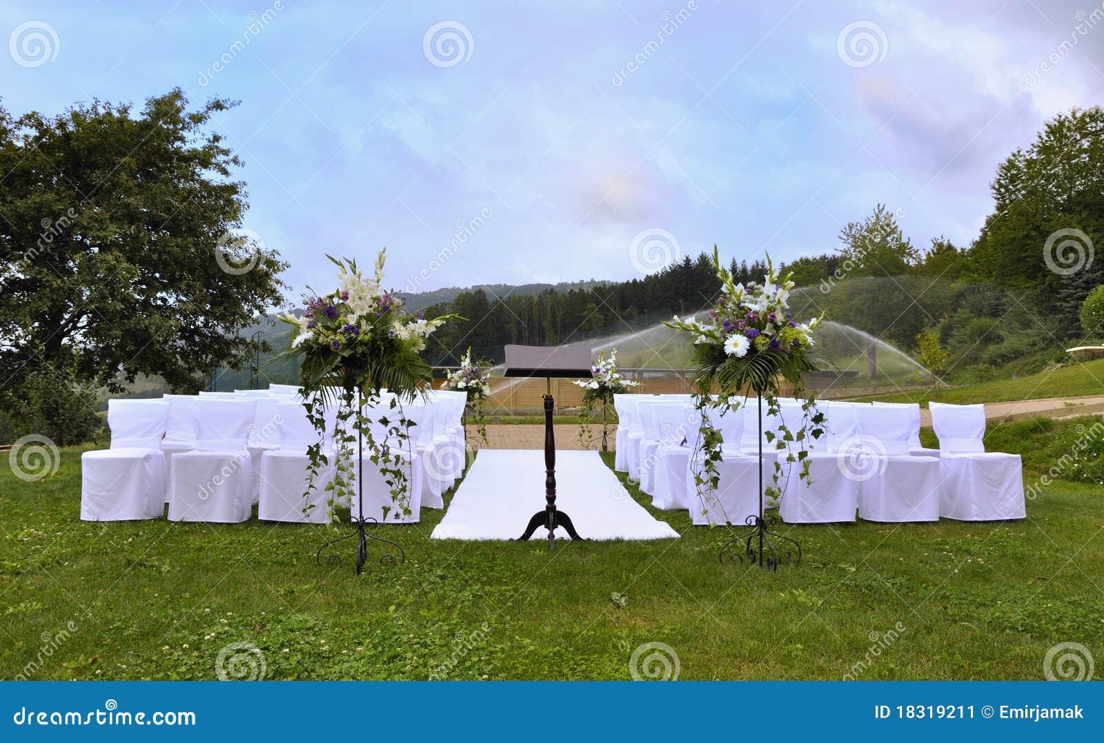 Autel de mariage
