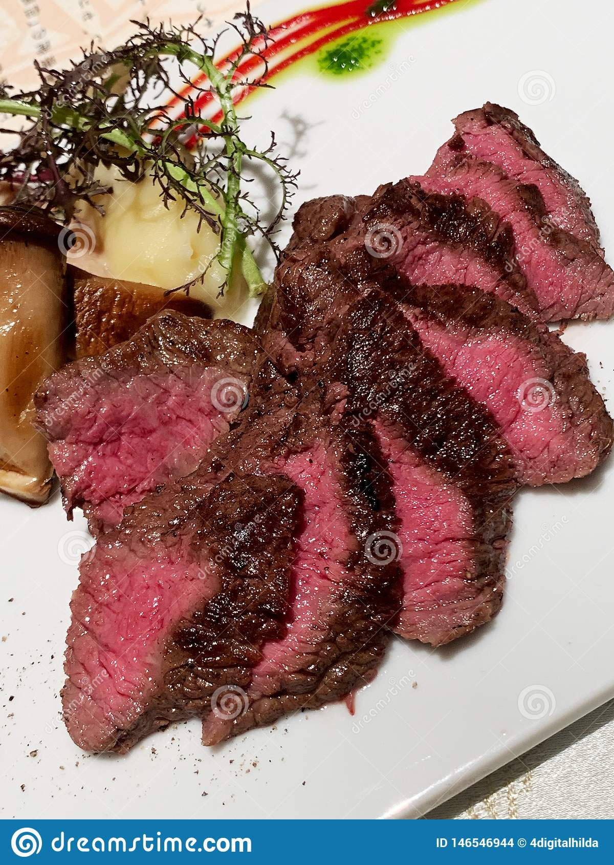 Authentiek Kobe Beef
