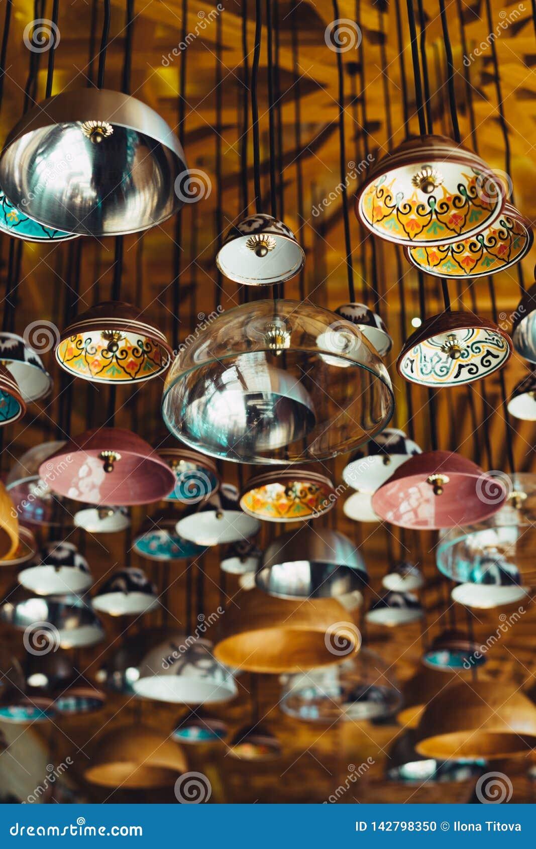 Authentieke lampvorm van het Midden-Oosten