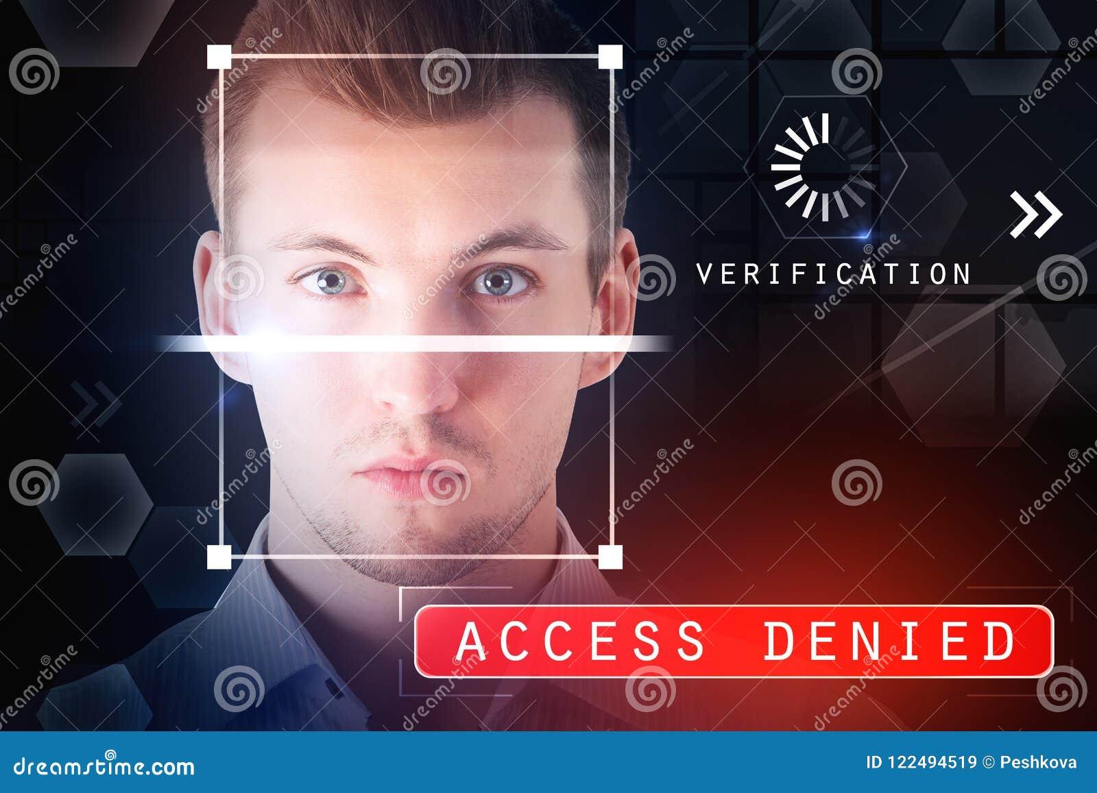 Authentification et concept nié par accès