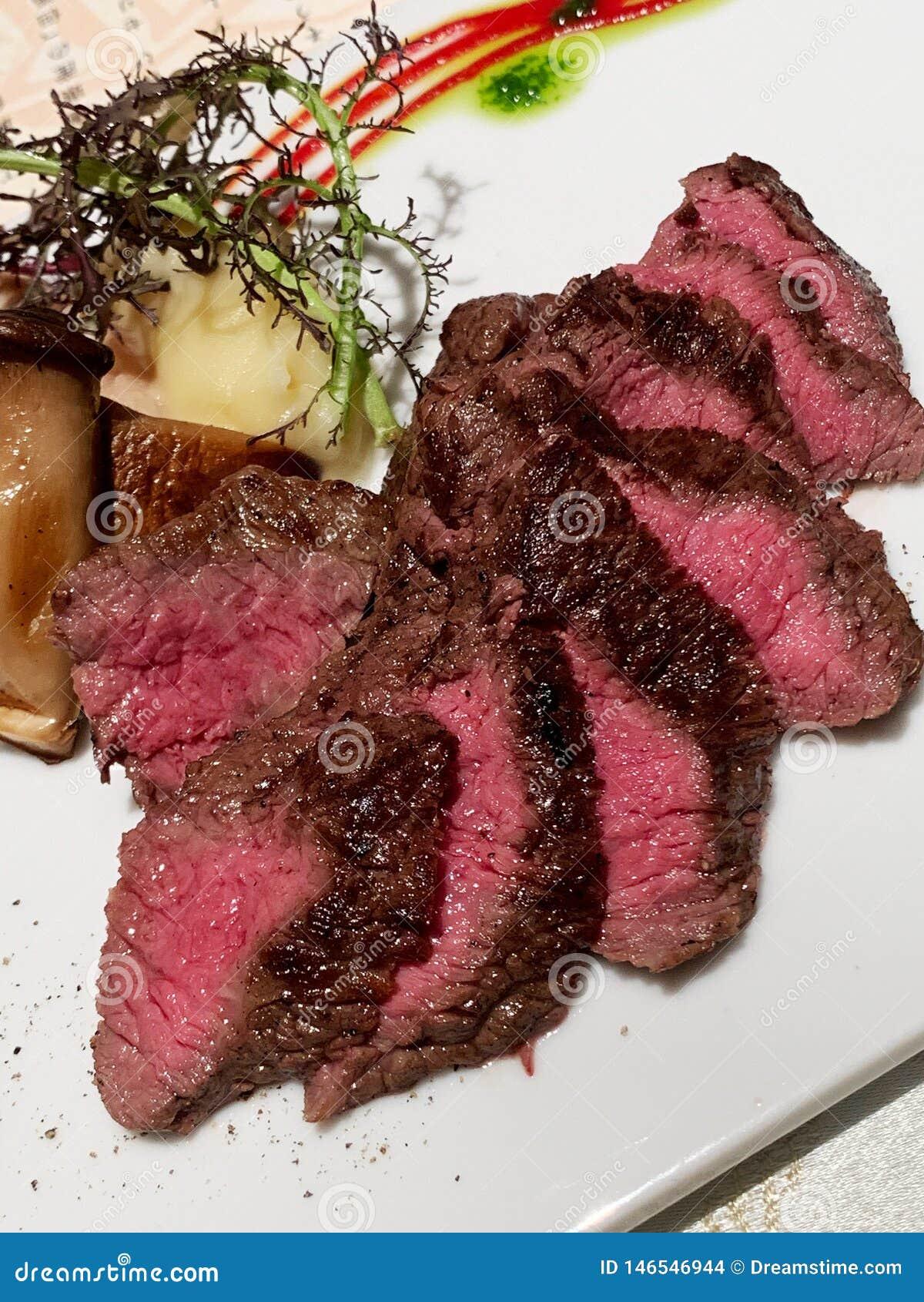 Authentisches Kobe Beef