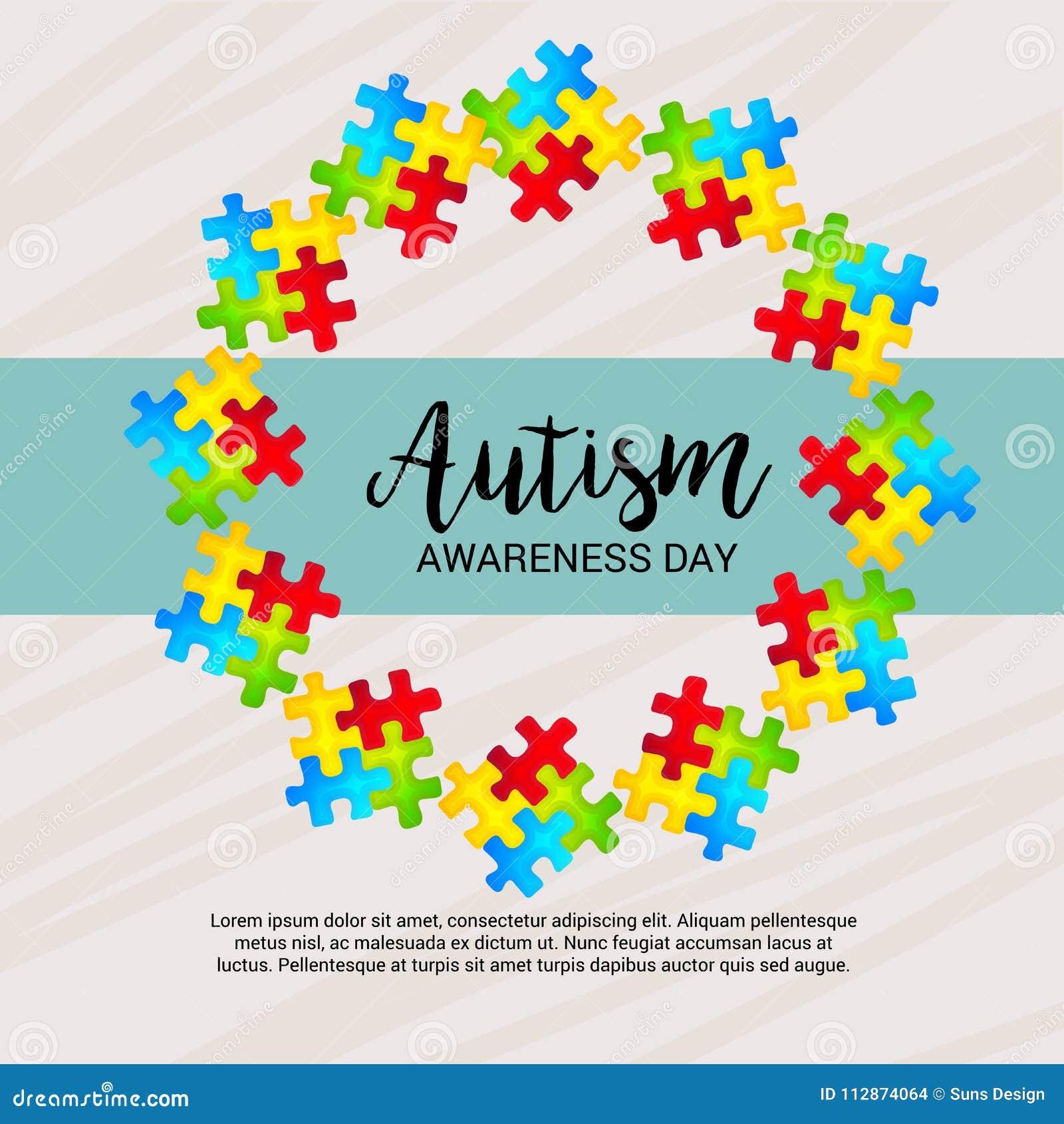 Autismusbewusstseinstag
