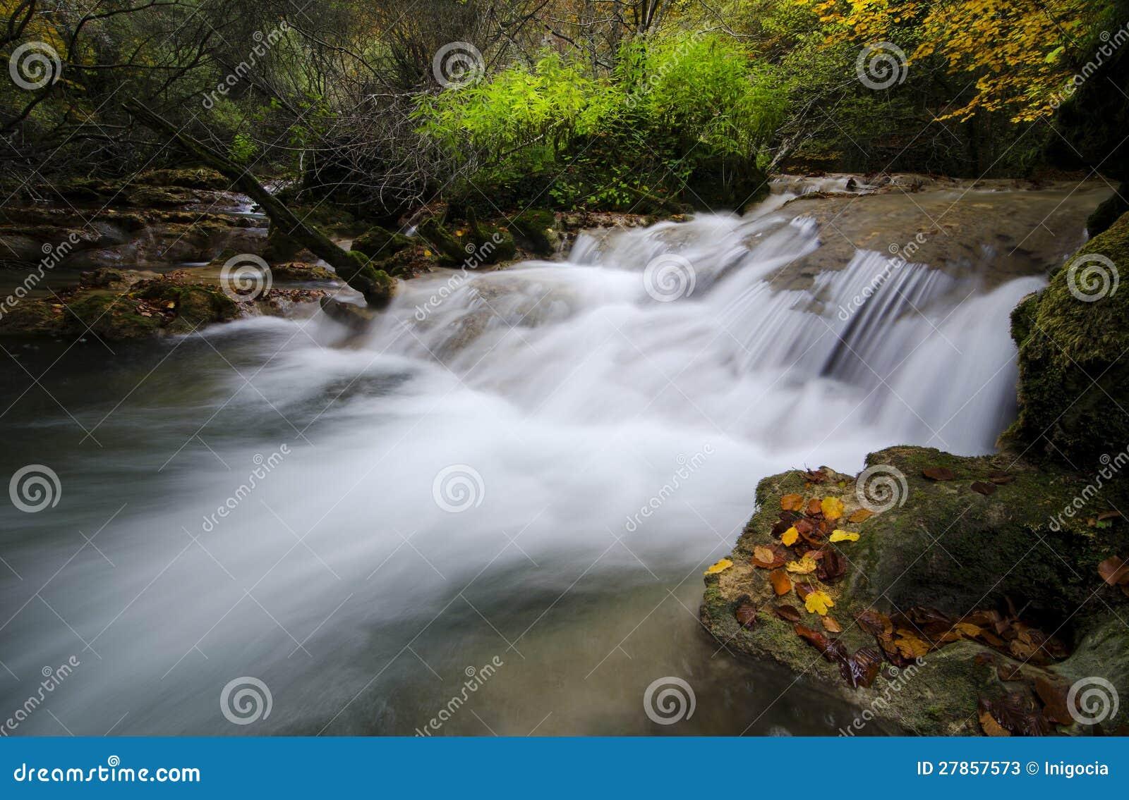 Autmun rzeka