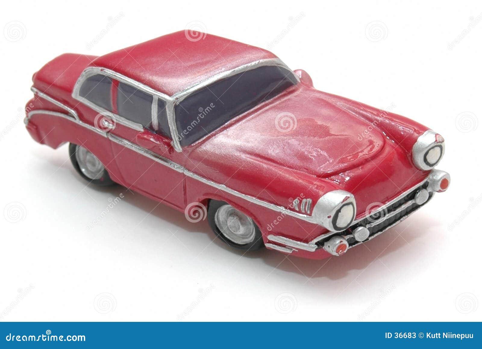 Auto 1 van het stuk speelgoed