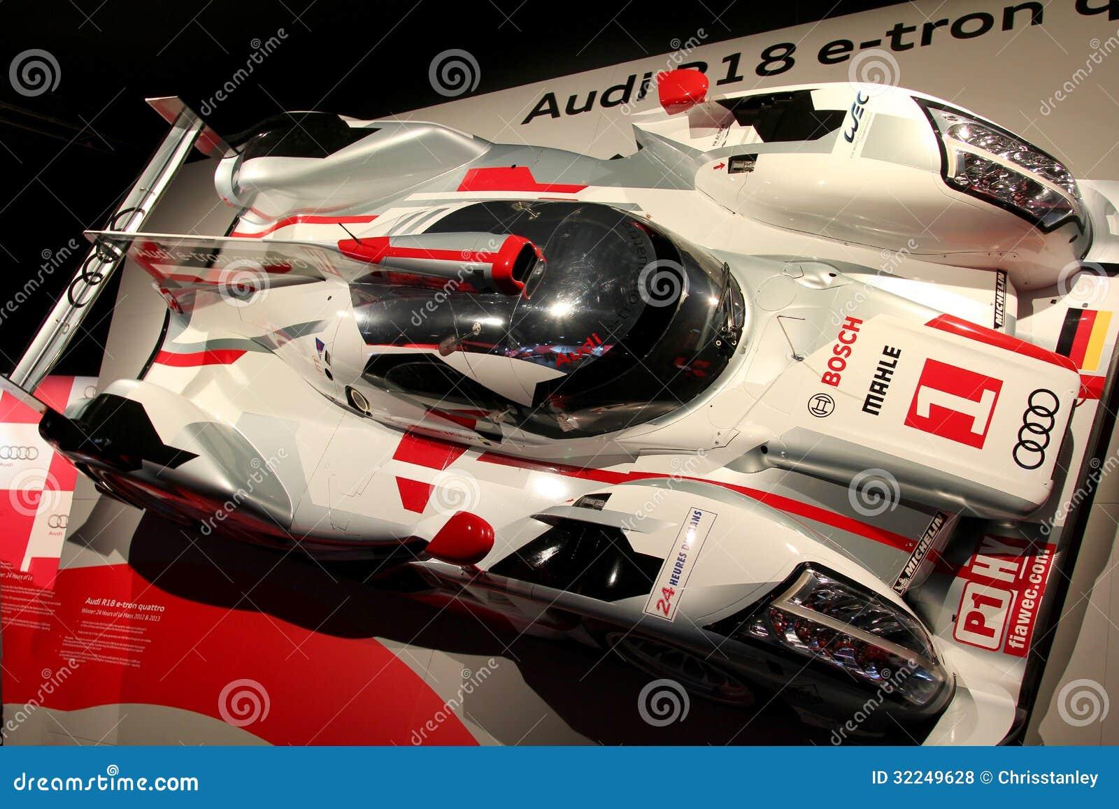 Auto Audis R18 Le Mans