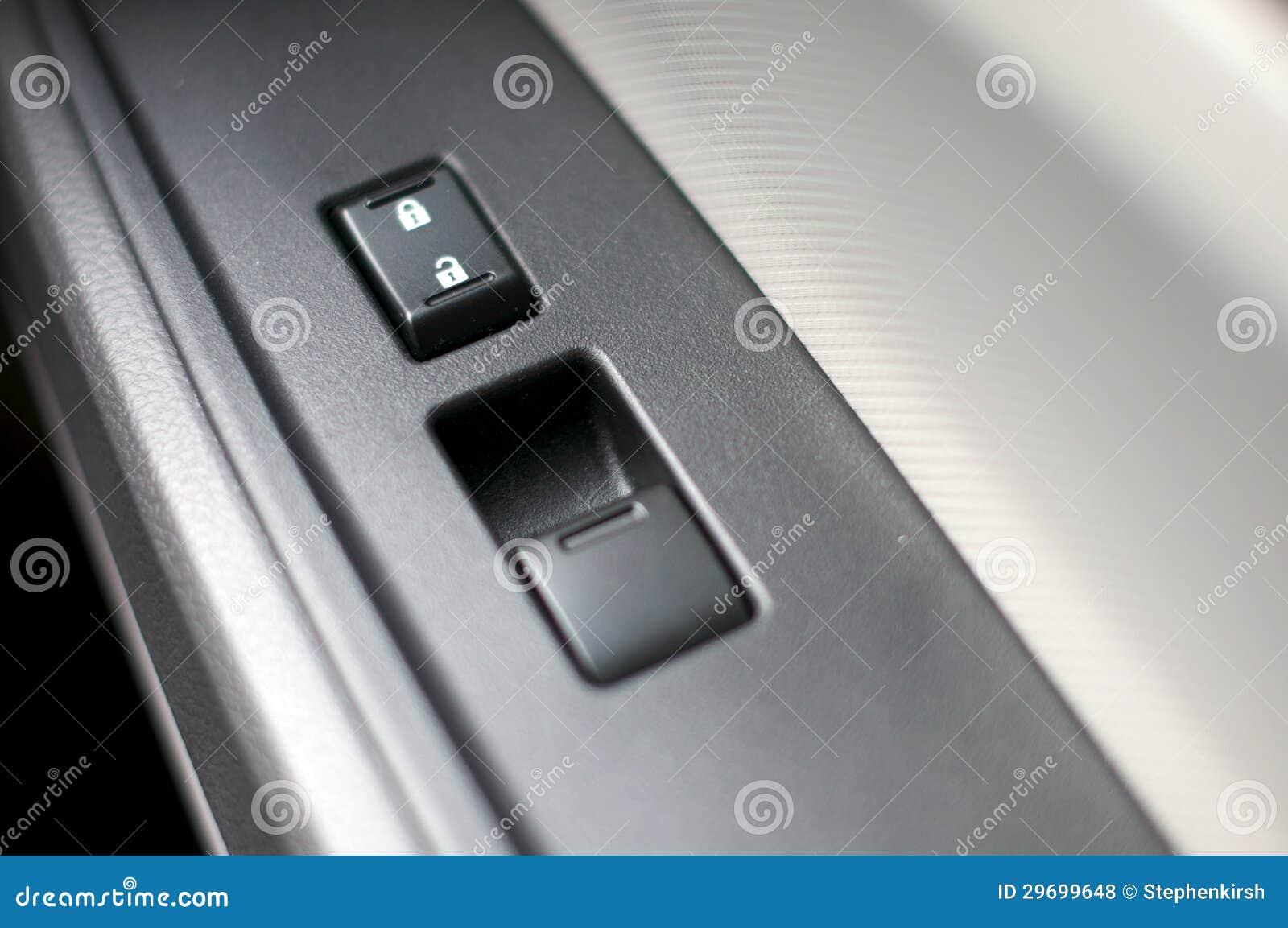 Auto, Automobil, Knopf, Auto, Steuerung, Entwurf, Detail, Gerät, Tür ...