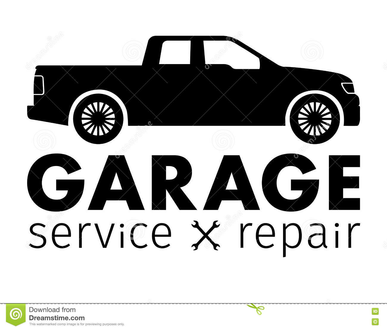 Auto Center Garage Service And Repair Logo Vector Make Your Own Beautiful  HD Wallpapers, Images Over 1000+ [ralydesign.ml]
