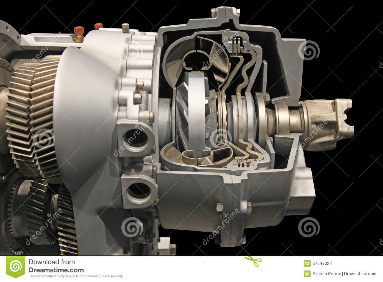 Auto clutch car stock photo  Image of industry, mechanical - 57647024