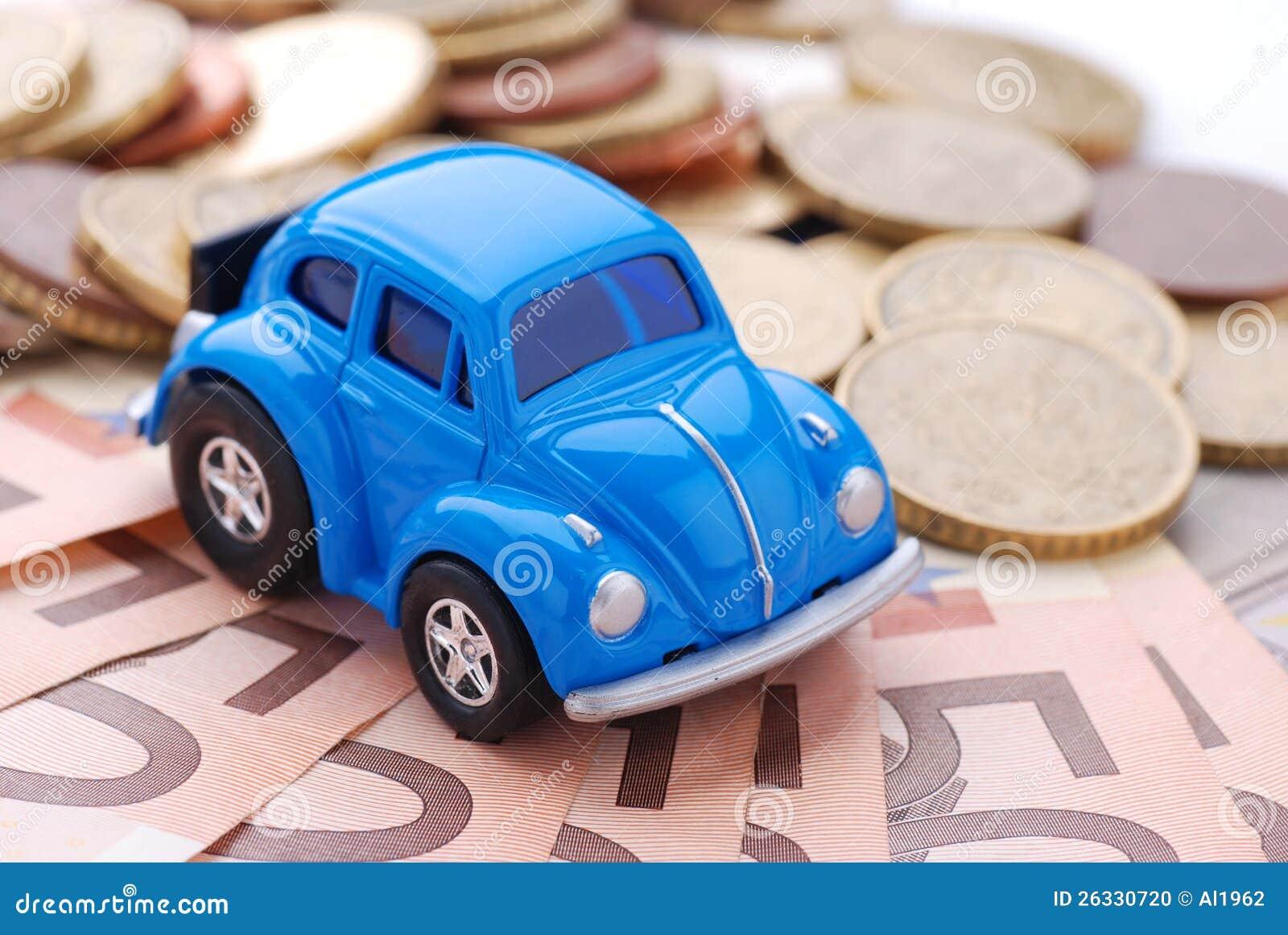 Auto en geld
