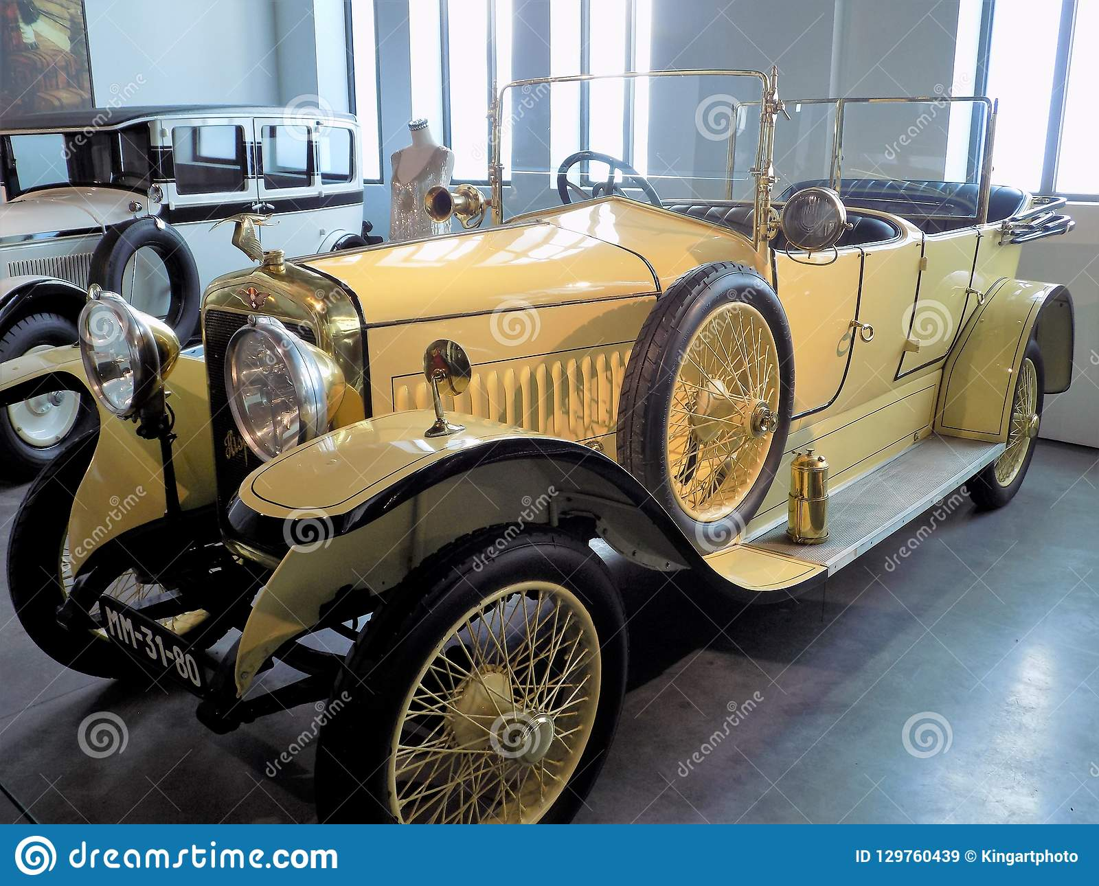 Auto-klassischmuseum MotorigMÀLAGA