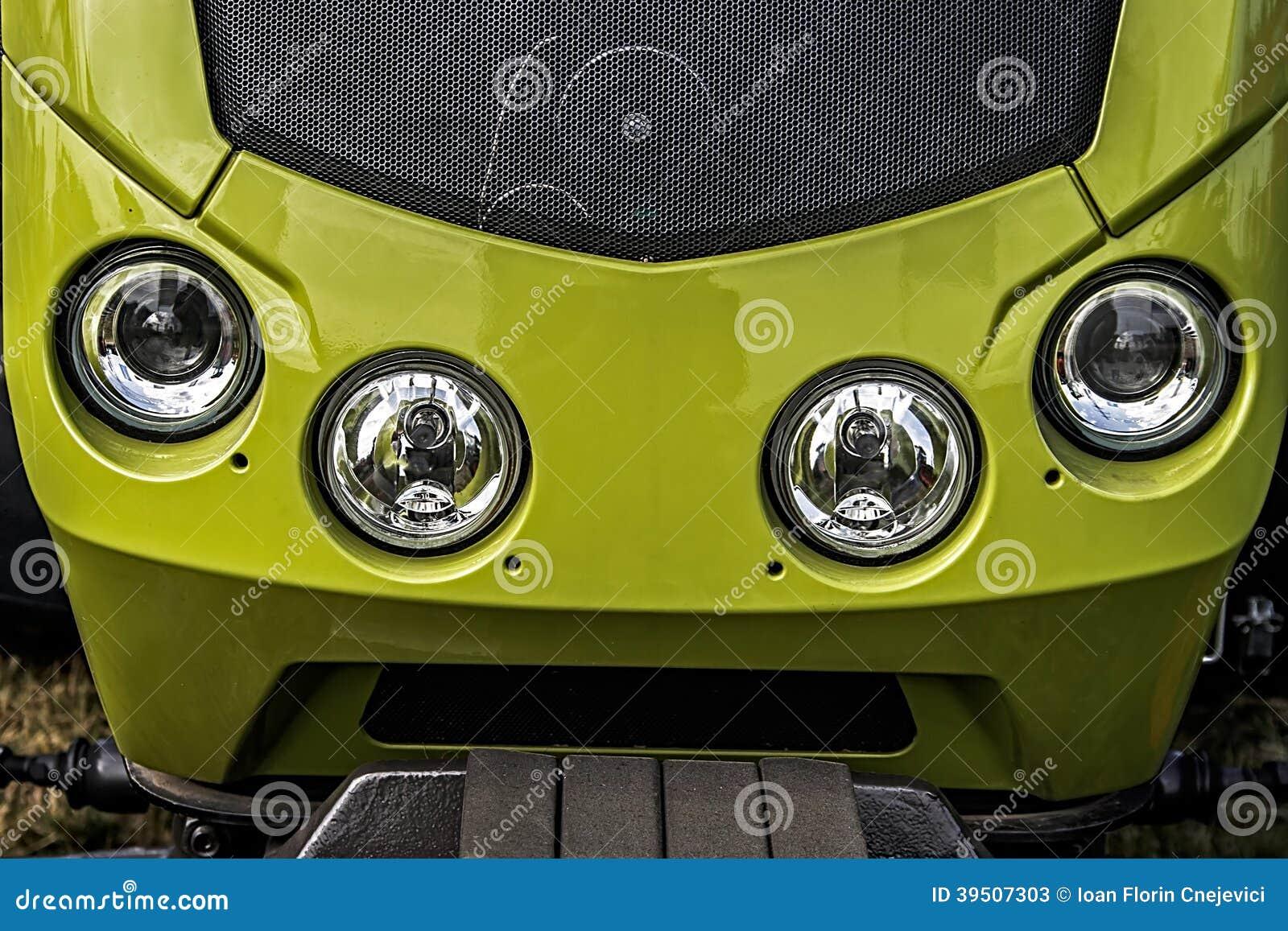 Auto Lighting System 11
