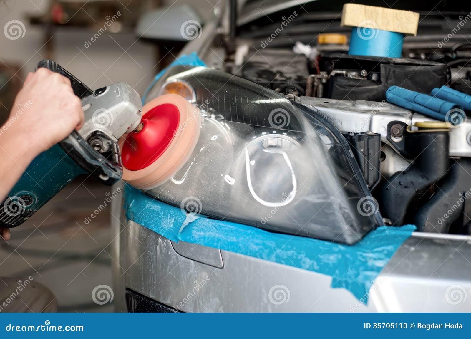 Car Polishing Service At Home