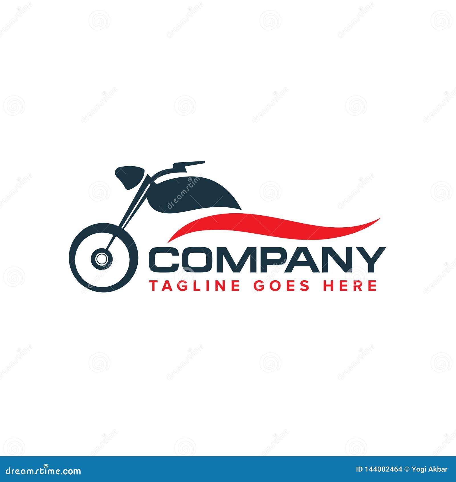 Auto Motorbikes Logo Design Vector Stock Vector Illustration Of Power Garage 144002464
