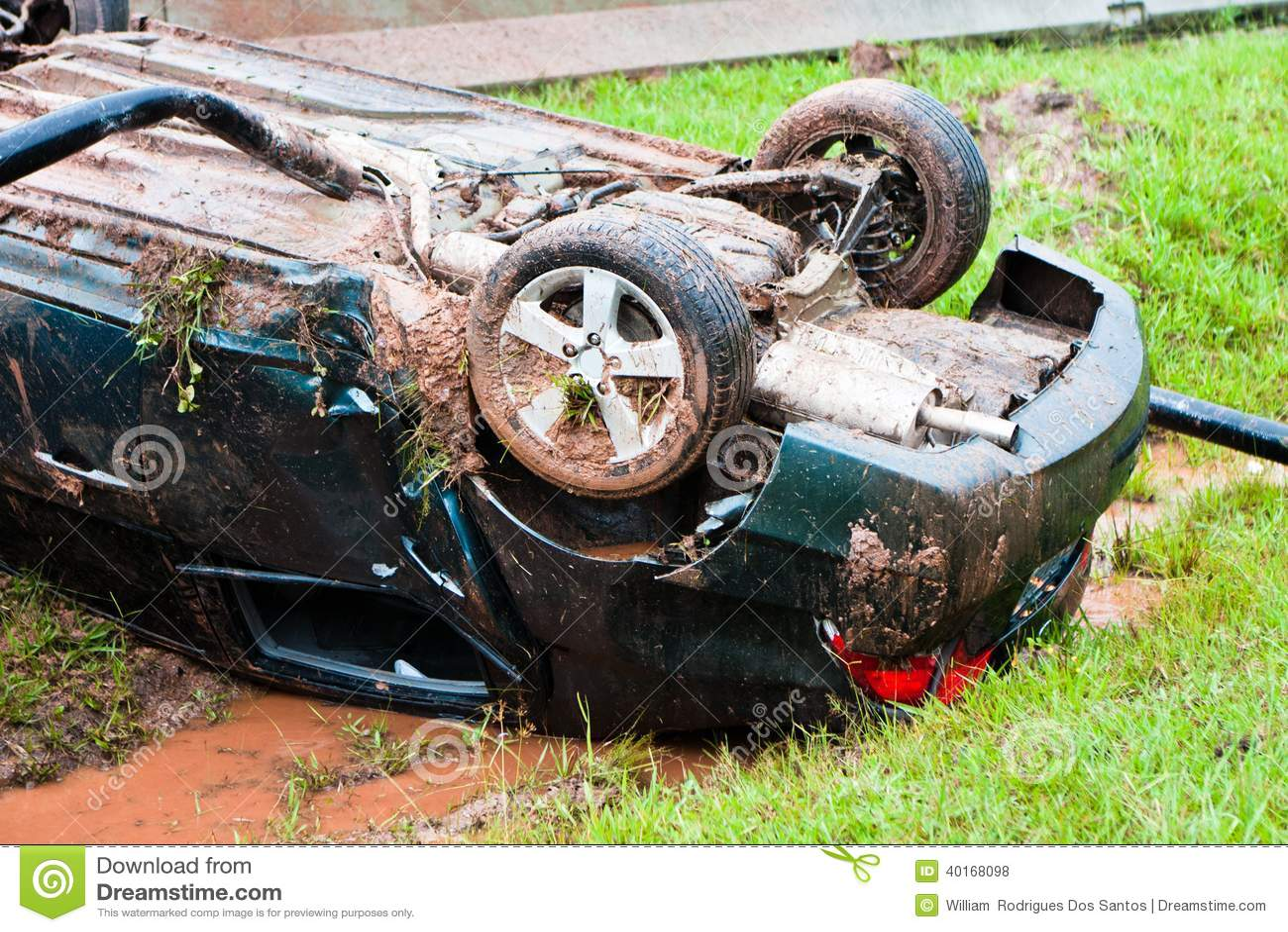 Auto olycka