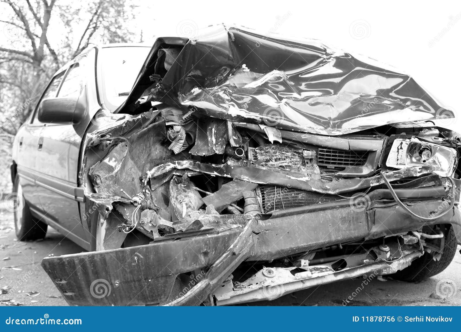 Auto olyckor