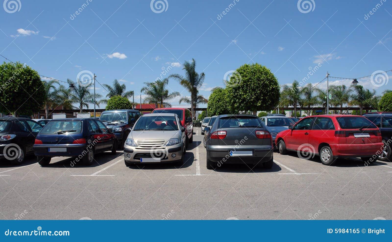 parken auto