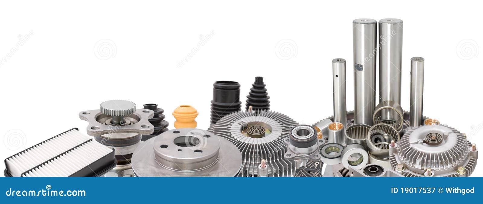 Auto parts border stock image. Image of hose, repair ...