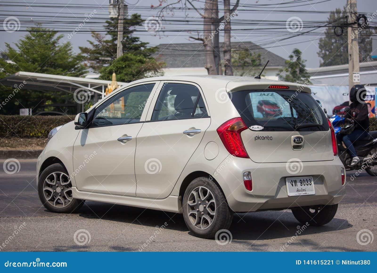 Auto privata, Kia Picanto K1, prodotto della Corea