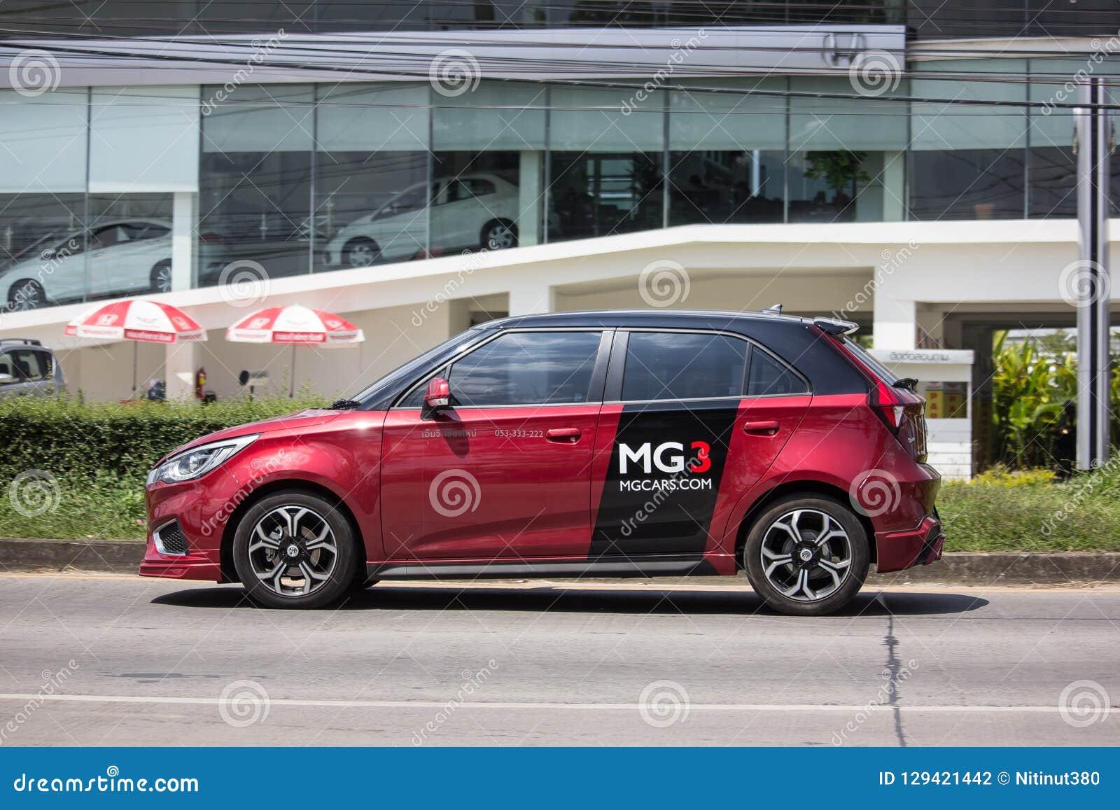 Auto privata, prodotto MG3 da automobilistico britannico