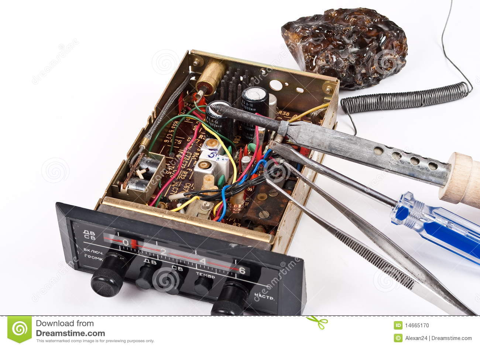 Auto Radio Repair