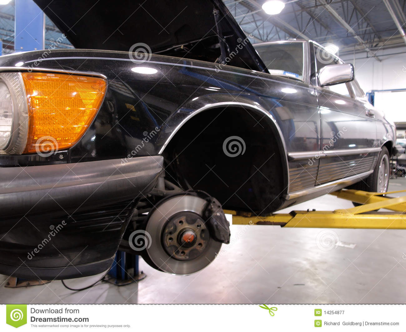 Auto repair stock image image of body motor repair for Motor vehicle body repair