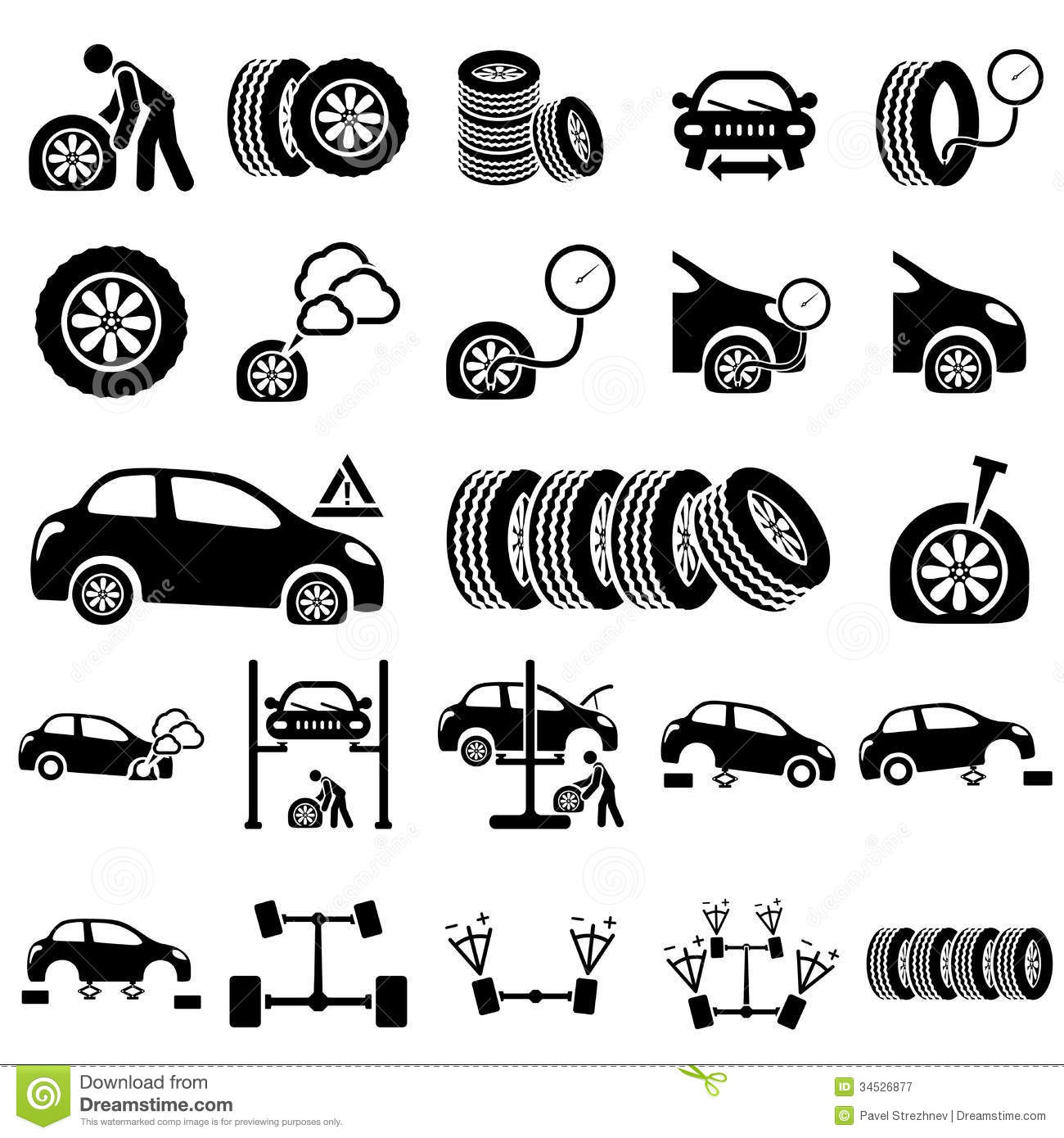 Image Result For Car Tire Repair