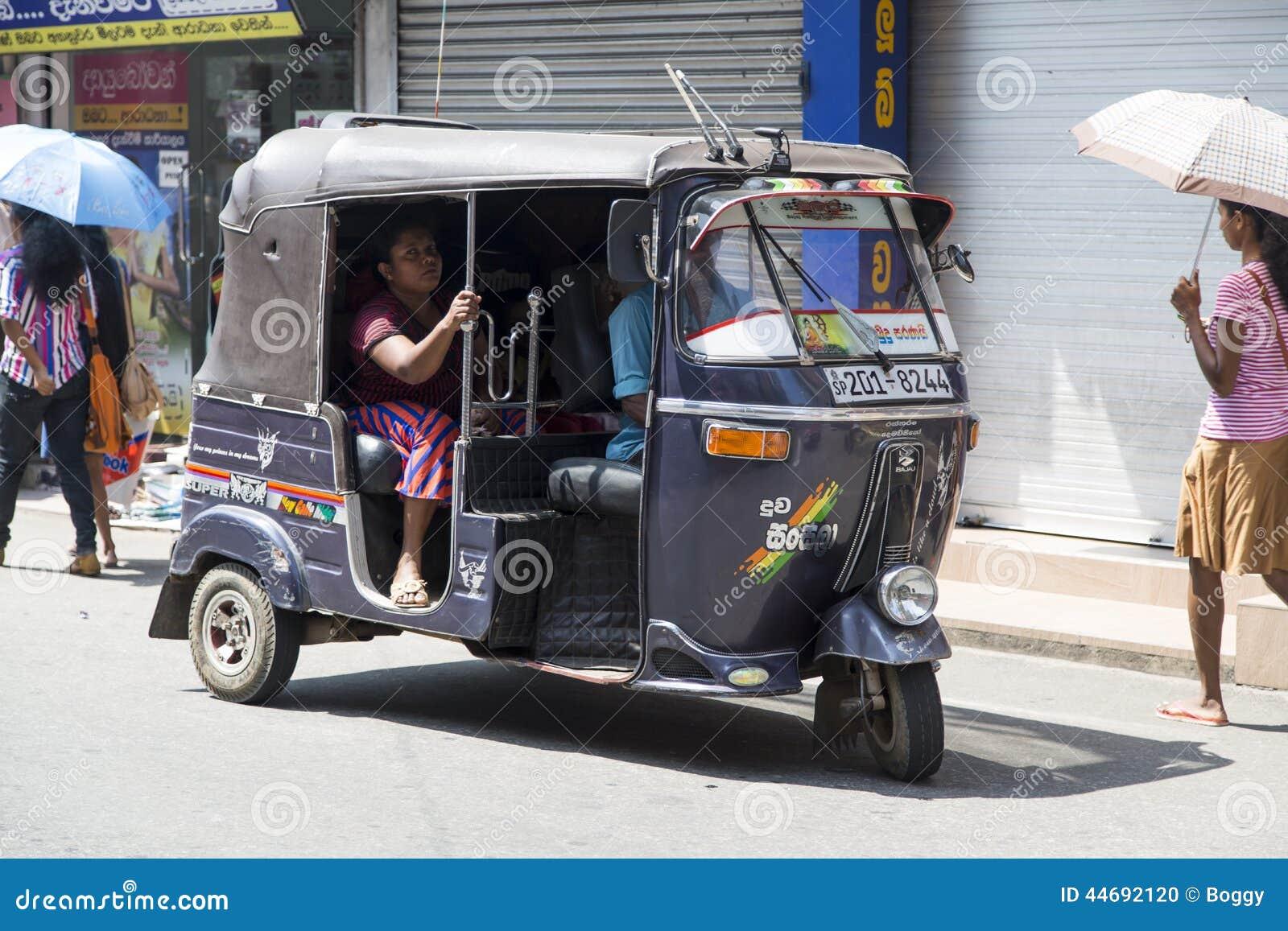 Auto rickshaw editorial image. Image of most, travel - 44692120