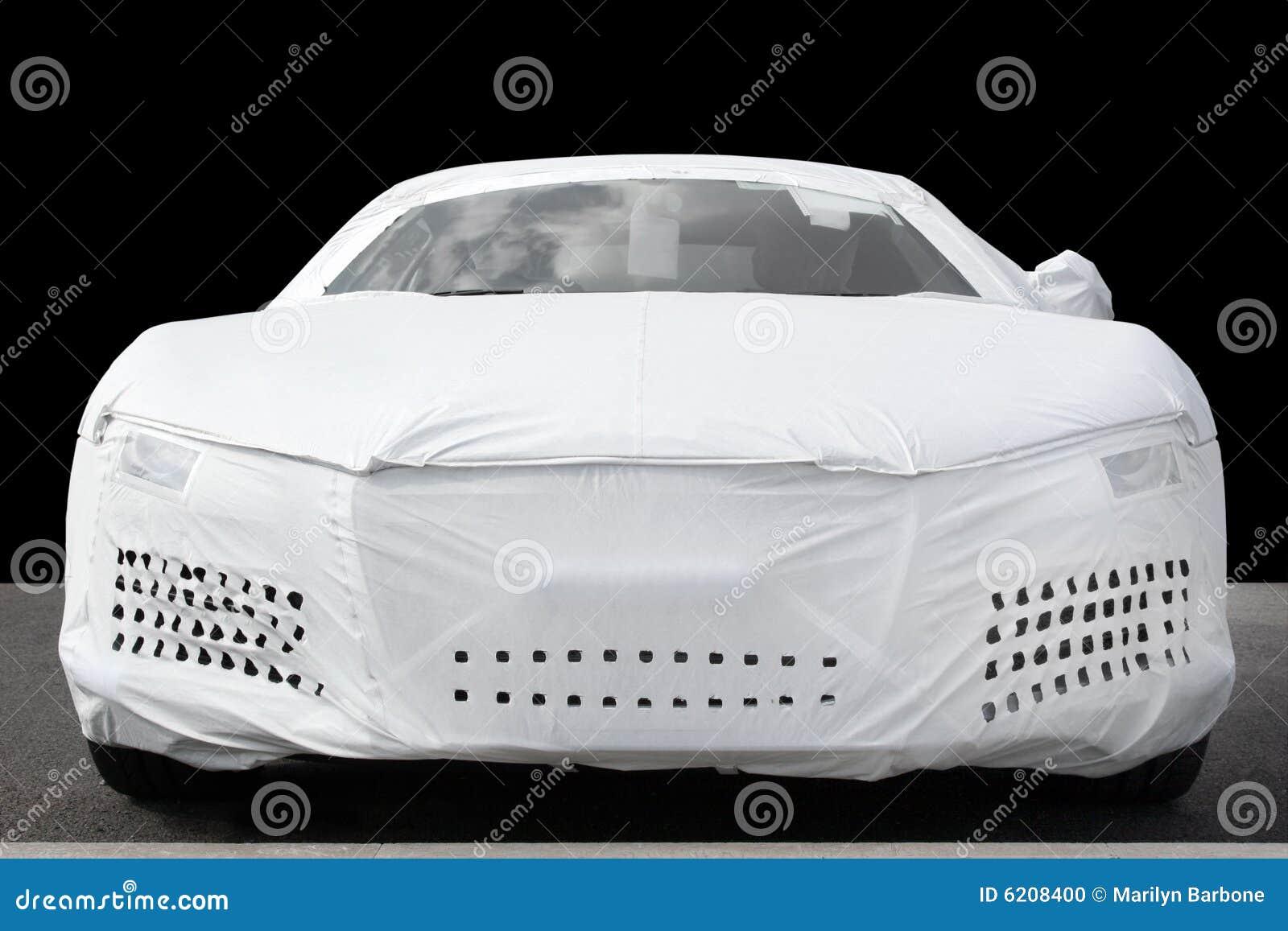 auto schutz abdeckung stockfoto bild 6208400. Black Bedroom Furniture Sets. Home Design Ideas