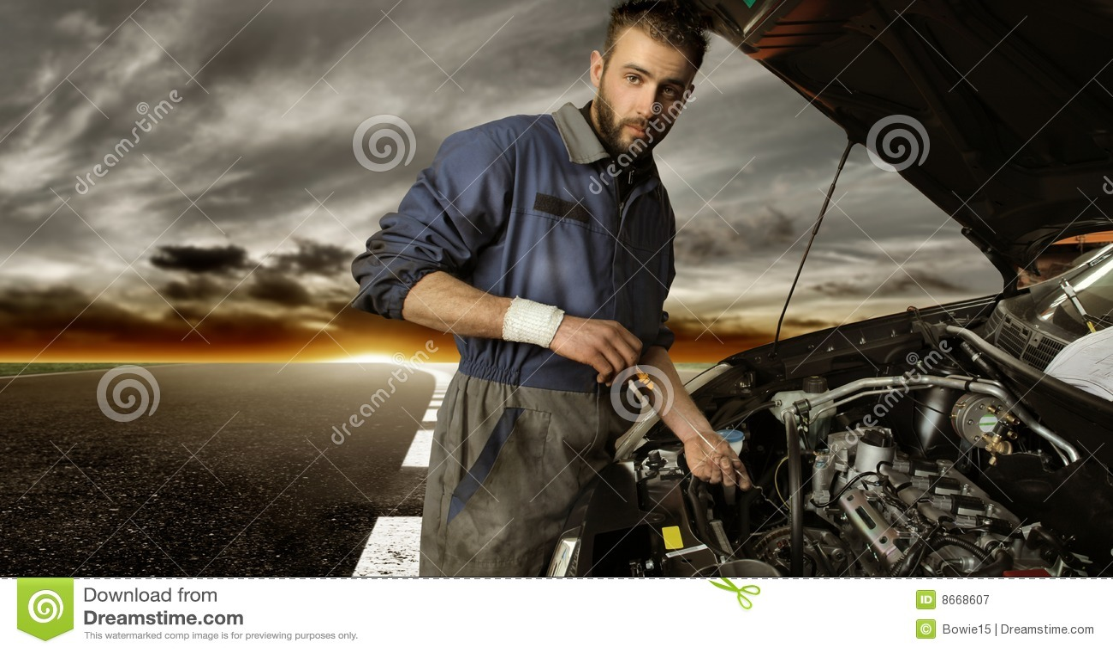 Auto serviço